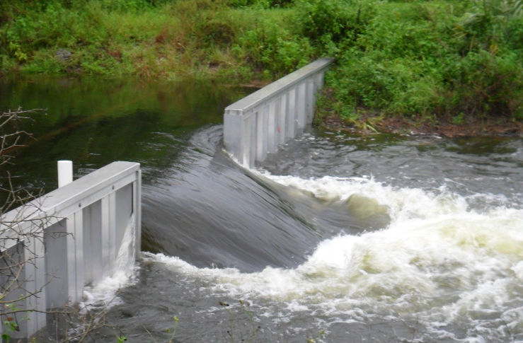afluentes de agua