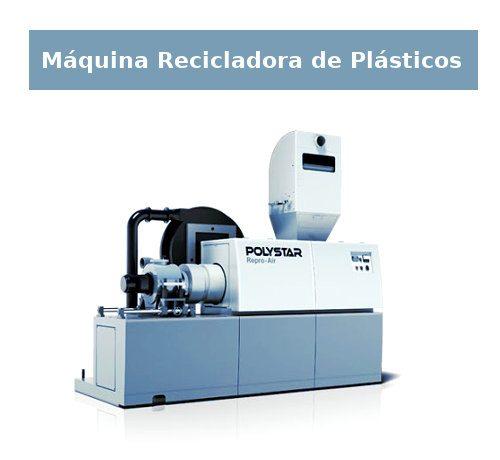 maquina recicladora de plastico casera